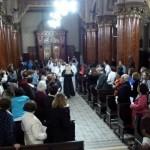 Celebração da Semana de Oração pela Unidade Cristã 2015- Paróquia Santa Cecília