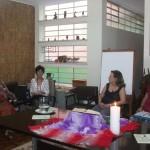 Encontro da AEM com a Drª Fulata Moyo