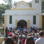 Cerimônia Inter-Religiosa de inauguração da Capela de São Sebastião na Mataganza