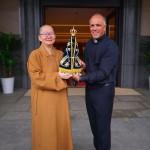 Diálogo Inter-Religioso Budista e Católico em Taiwan - Dezembro de 2017