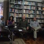 Reunião do MOFIC – Movimento de Fraternidade de Igrejas Cristãs.
