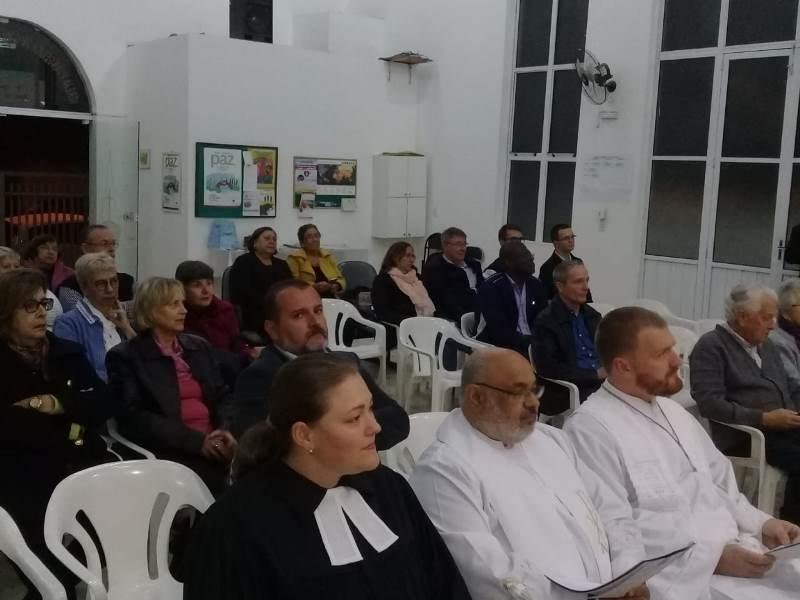 SÃO JOSÉ DOS CAMPOS - IGREJA EVANGÉLICA DE CONFISSÃO LUTERANA