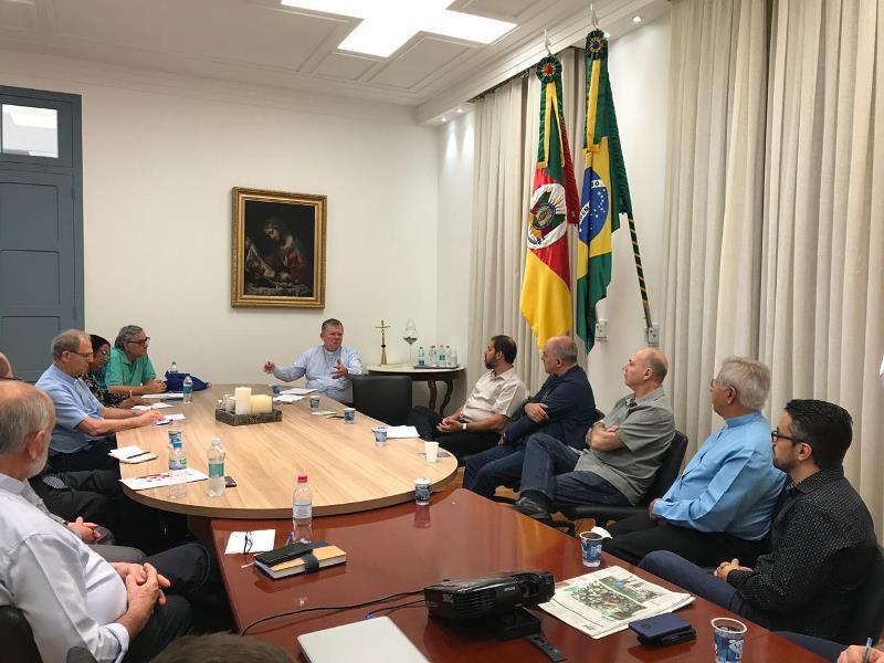 ENCONTRO DA COMISSÃO NACIONAL DAS RELIGIÕES CATÓLICO- JUDAICO -DIAS 24 E 25 DE 2019
