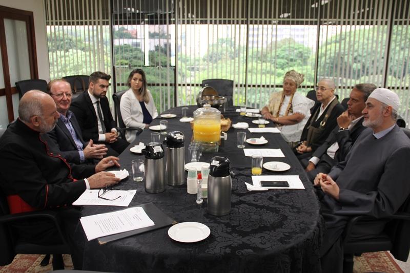 Tribunal de Contas da União Realiza Cerimônia Inter-Religiosa de encerramento de 2019
