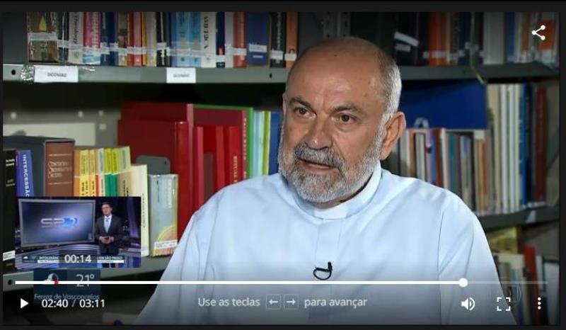 Entrevista sobre Intolerancia Religiosa - Cópia